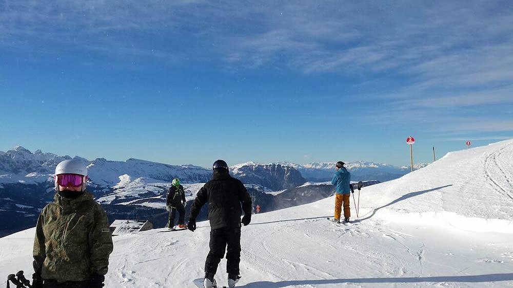 3-Tagesskifahrt in Südtirol 3. -5.01.2015
