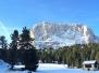 Skiausfahrt im Januar 2015